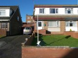 18 Brentwood Way, Newtownards, Co. Down, BT23 8QY - Semi-Detached House / 3 Bedrooms, 1 Bathroom / £105,000
