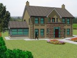 New Build Magheramore Road, Armoy, Co. Antrim, BT53 8RT - Detached House / 4 Bedrooms, 3 Bathrooms / £350,000