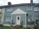 58 Dublin Road, Tullow, Co. Carlow - Terraced House / 3 Bedrooms, 1 Bathroom / €100,000