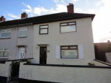28 Chichester Square, Carrickfergus, Co. Antrim, BT38 8JU - Terraced House / 3 Bedrooms, 1 Bathroom / £69,000
