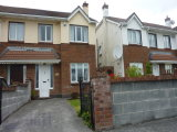 7 Foxborough Hill, Lucan, West Co. Dublin - Semi-Detached House / 3 Bedrooms, 3 Bathrooms / €185,000