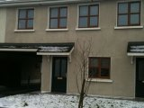 8 Cuirt Slua, Ballinasloe, Co. Galway - Apartment For Sale / 3 Bedrooms, 2 Bathrooms / €130,000