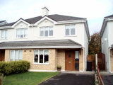 2 The Millrace, Burrin Road, Carlow, Co. Carlow - Semi-Detached House / 3 Bedrooms, 2 Bathrooms / €173,000