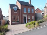 2 Glebe Drive, Moira, Co. Down, BT67 0TS - Detached House / 4 Bedrooms, 3 Bathrooms / £249,950