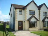 1 Rathsillan, Carlow Road, Tullow, Co. Carlow, Tullow, Co. Carlow - Semi-Detached House / 3 Bedrooms, 2 Bathrooms / €99,000
