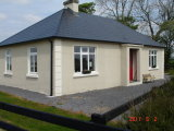 Brockagh, Cortoon, Tuam, Co. Galway - Detached House / 3 Bedrooms, 2 Bathrooms / €120,000