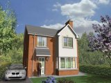 Kildare, Sycamore, Kernan Hill Manor, Portadown, Co. Armagh - New Development / Group of 4 Bed Detached Houses / £136,950