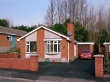 18 Moyra Drive, Saintfield, Co. Down, BT24 7AF - Detached House / 3 Bedrooms, 1 Bathroom / £187,500