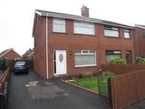 6 Ashbourne, Newtownabbey, Co. Antrim, BT36 6SW - Semi-Detached House / 3 Bedrooms, 1 Bathroom / £129,950