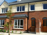 House Type C, Beverton, Donabate, North Co. Dublin - New Development / Group of 3 Bed Townhouses / €290,000