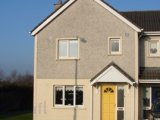 27 Friars Green, Pollerton, Carlow, Co. Carlow - Semi-Detached House / 3 Bedrooms, 2 Bathrooms / €150,000