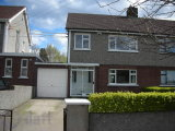 4 Granville Crescent, Cabinteely, Dublin 18, South Co. Dublin - Semi-Detached House / 3 Bedrooms, 1 Bathroom / €420,000