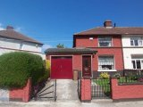 387 Captains Road, Crumlin, Dublin 12, South Dublin City, Co. Dublin - Semi-Detached House / 3 Bedrooms, 2 Bathrooms / €175,000