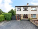 113 St Johns Park East, Clondalkin, Dublin 22, West Co. Dublin - Semi-Detached House / 3 Bedrooms, 1 Bathroom / €229,950
