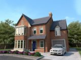 Detached Type 1, The Manor, Maple Hill, Maple Hill, The Manor, Blacks Road, Dunmurry, Belfast, Co. Antrim - New Development / Group of 5 Bed Detached Houses / P.O.A