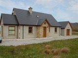 Pier Road, Merameelan, Dungloe, Co. Donegal - Detached House / 3 Bedrooms, 3 Bathrooms / €275,000