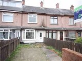 61 Holmdene Gardens, Crumlin Road, Belfast, Co. Antrim, BT14 7LJ - Terraced House / 2 Bedrooms, 1 Bathroom / £54,950