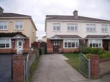 21, Templeview Downs, Clarehall, Dublin 13, North Dublin City, Co. Dublin - Semi-Detached House / 3 Bedrooms, 2 Bathrooms / €228,000