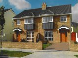 24 Dun Emer Gardens, Dun Emer, Lusk, North Co. Dublin - Semi-Detached House / 3 Bedrooms, 3 Bathrooms / €220,000