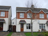 19 Moy Glas Road, Lucan, West Co. Dublin - Semi-Detached House / 3 Bedrooms, 3 Bathrooms / €189,000
