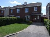 13 Rossberry Lane, Lucan, West Co. Dublin - Semi-Detached House / 4 Bedrooms, 2 Bathrooms / €255,000