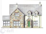 4 Bed Detached, Carolina, Buncrana, Co. Donegal - New Development / Group of 4 Bed Detached Houses / €295,000