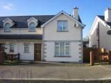10 Woodglade, Fenagh, Carlow Town, Co. Carlow - Semi-Detached House / 3 Bedrooms, 3 Bathrooms / P.O.A