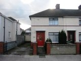 40 Rathdrum Road, Crumlin, Dublin 12, South Dublin City, Co. Dublin - End of Terrace House / 2 Bedrooms, 1 Bathroom / €170,000