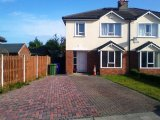 11 Quinagh Green, Black Bog Road, Carlow, Carlow Town, Co. Carlow - Semi-Detached House / 3 Bedrooms, 2 Bathrooms / €142,500