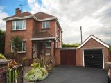 6 Rugby Crescent, Bangor, Co. Down - Detached House / 3 Bedrooms / £179,950