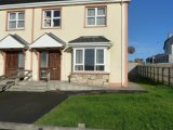 20 Stracomer View, Bundoran, Co. Donegal - Semi-Detached House / 3 Bedrooms, 3 Bathrooms / €120,000