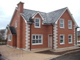 4 & 5 Meeting House Meadows, Straid Road, Ahoghill, Co. Antrim, BT42 2PB - Semi-Detached House / 4 Bedrooms, 3 Bathrooms / £150,000