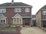 11 The Green, Chaplestown Gate, Tullow Road, Carlow, Co. Carlow - Semi-Detached House / 3 Bedrooms, 3 Bathrooms / €140,000