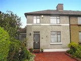 10 O'Daly Road, Drumcondra, Dublin 9, North Dublin City - Terraced House / 3 Bedrooms, 1 Bathroom / €247,500
