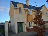 12 Fern Drive, Castle Heights, Carrigaline, Co. Cork - End of Terrace House / 3 Bedrooms, 3 Bathrooms / €149,000