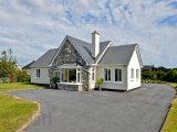 'Corlough', Truskey West, Barna, Co. Galway - Detached House / 4 Bedrooms, 2 Bathrooms / €370,000