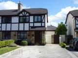 11 Sycamore Grove, Westminster Park, Foxrock, Dublin 18, South Co. Dublin - Semi-Detached House / 3 Bedrooms, 2 Bathrooms / €455,000