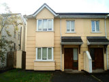 25 Anglers Walk, Carlow, Co. Carlow - Semi-Detached House / 3 Bedrooms, 3 Bathrooms / €127,500
