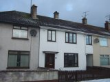 29 Churchlands Road, Coleraine, Co. Derry, BT51 3ER - Terraced House / 4 Bedrooms, 1 Bathroom / £75,000