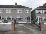 34 Oakwood Avenue, Glasnevin, Dublin 11, North Dublin City - Terraced House / 3 Bedrooms, 1 Bathroom / €250,000