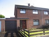 8 Geddis Avenue, Lurgan, Co. Armagh, BT66 8JH - Semi-Detached House / 3 Bedrooms, 1 Bathroom / £79,950