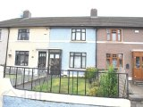 356 Mourne Road, Drimnagh, Dublin 12, South Dublin City - Terraced House / 2 Bedrooms, 1 Bathroom / €149,000