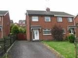 40 Ferndale Road, Newtownabbey, Co. Antrim, BT36 5AH - Semi-Detached House / 3 Bedrooms, 1 Bathroom / £109,950