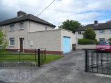 59 Brandon Road, Drimnagh, Dublin 12, South Dublin City - End of Terrace House / 3 Bedrooms, 1 Bathroom / €260,000