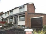 123 Cloona Park, Dunmurry, Belfast, Co. Antrim, BT17 0HF - Semi-Detached House / 4 Bedrooms, 1 Bathroom / £144,950