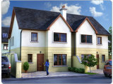J, 'The Mews' , Castlepark, Mallow, Co. Cork - New Development / Group of 4 Bed Semi-Detached Houses / €245,000