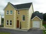 No 35 St Jude's Court, Lifford, Co. Donegal - Detached House / 3 Bedrooms, 2 Bathrooms / €235,000