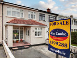 21 Fernwood Lawn, Springfield, Tallaght, Dublin 24, South Co. Dublin - Terraced House / 3 Bedrooms, 1 Bathroom / €198,000