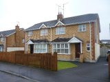 30 Cathedral Park, Downpatrick, Co. Down - Semi-Detached House / 3 Bedrooms, 3 Bathrooms / £128,000
