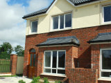 House Type B, Beverton, Donabate, North Co. Dublin - New Development / Group of 3 Bed End of Terrace Houses / €340,000